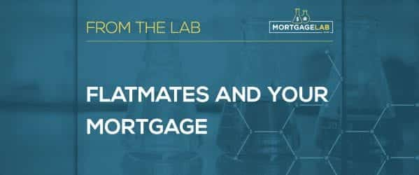 How does getting a flatmate help with your mortgage?