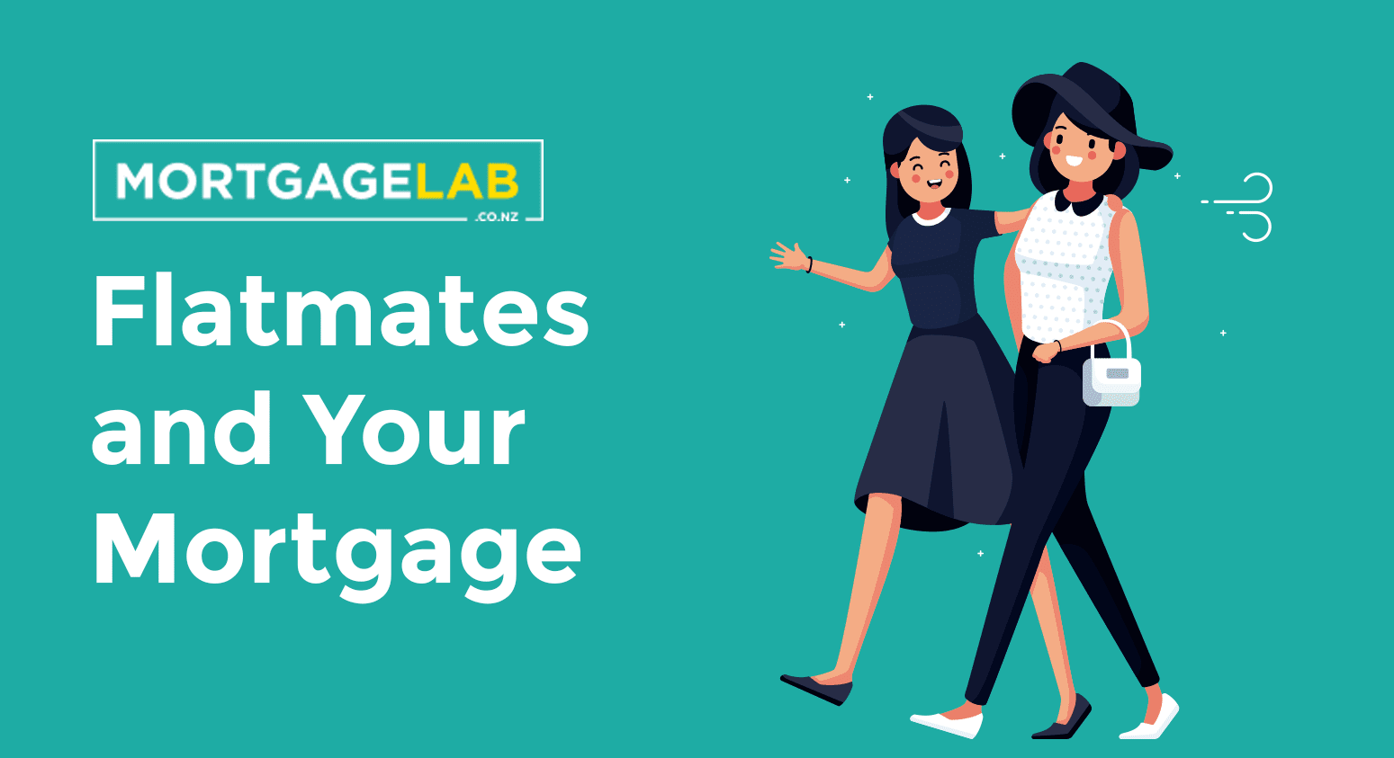 Flatmates and your mortgage