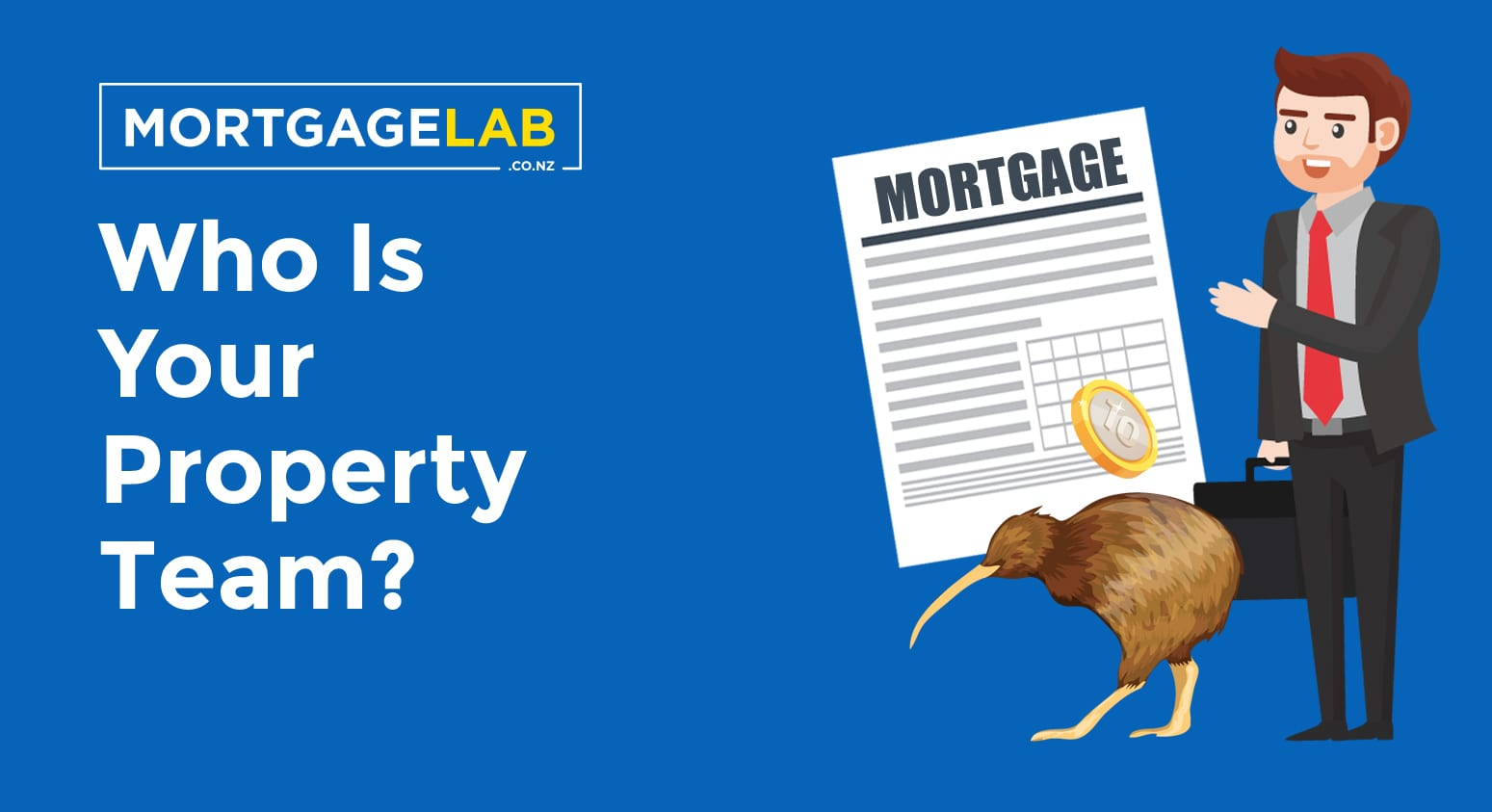 Who is your property team?