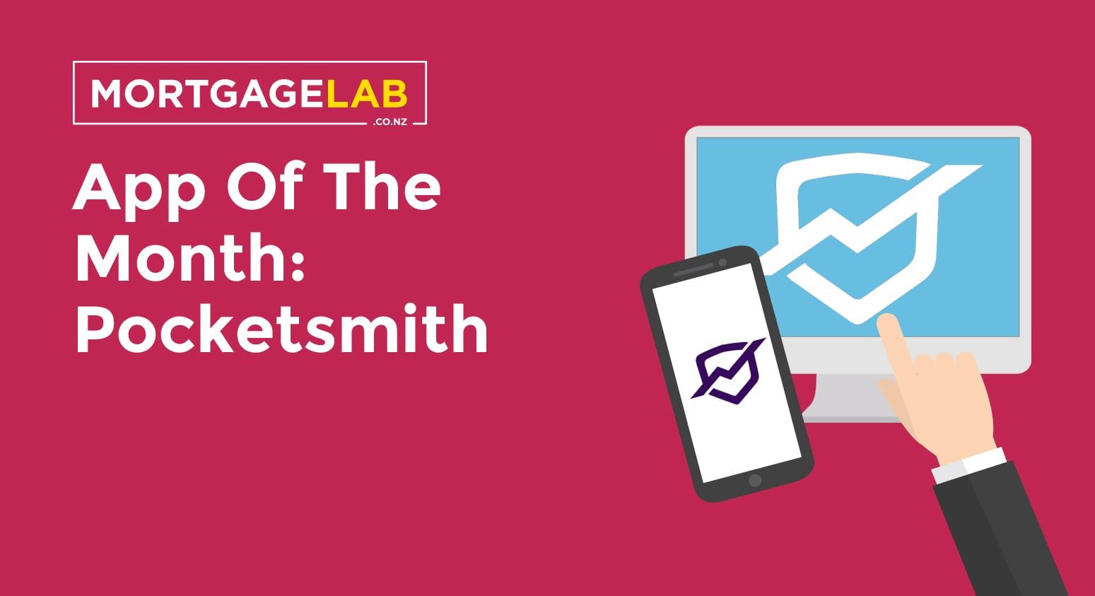App of the month – Pocketsmith