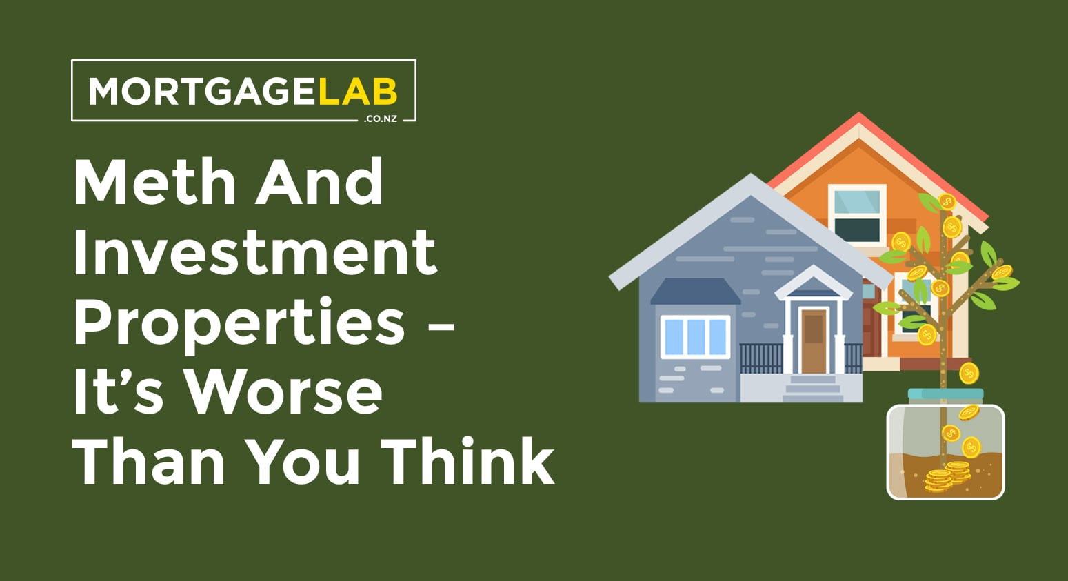 Meth and investment properties - it's worse than you think