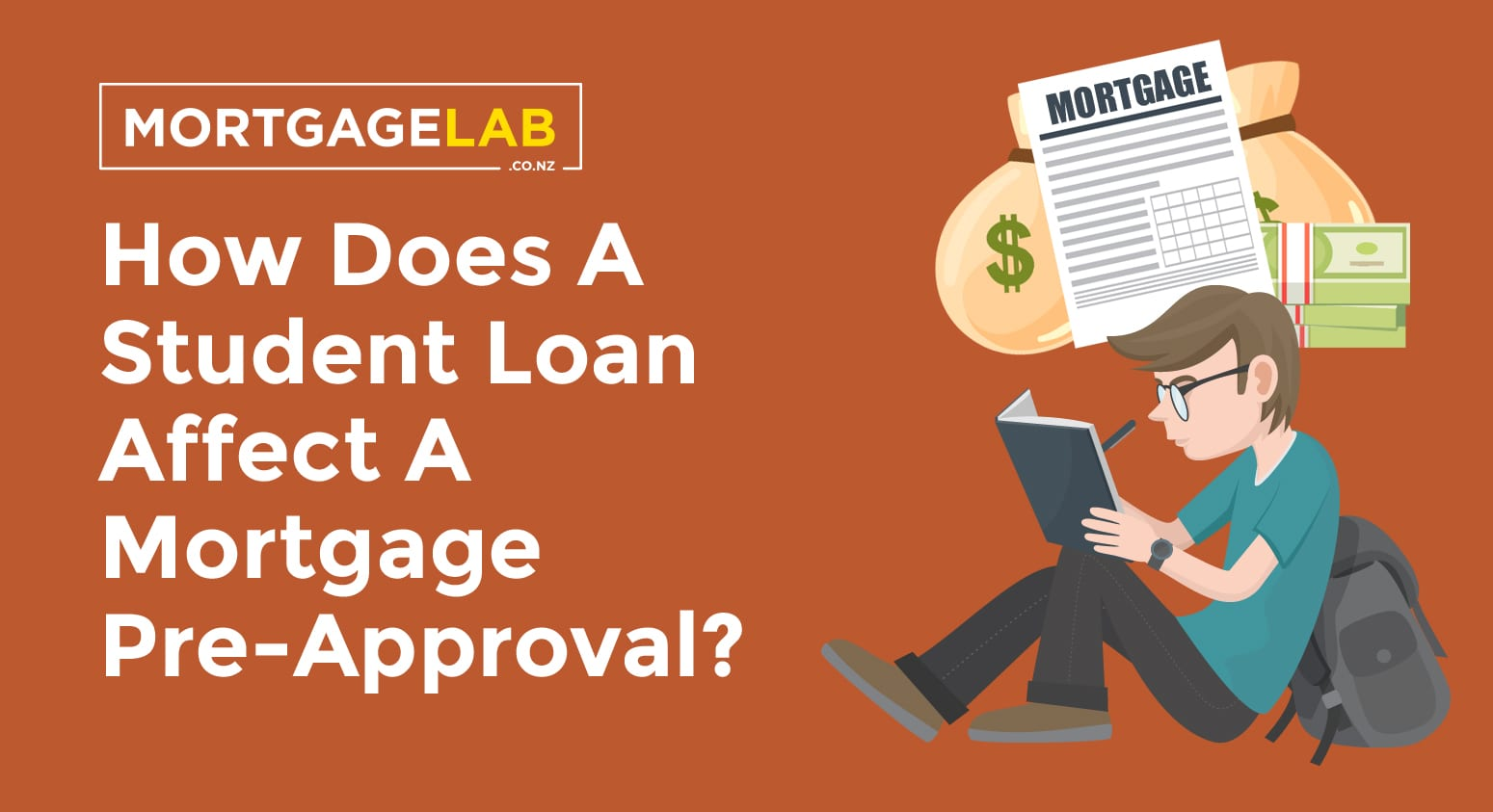 How Does A Student Loan Affect A Mortgage Pre-Approval