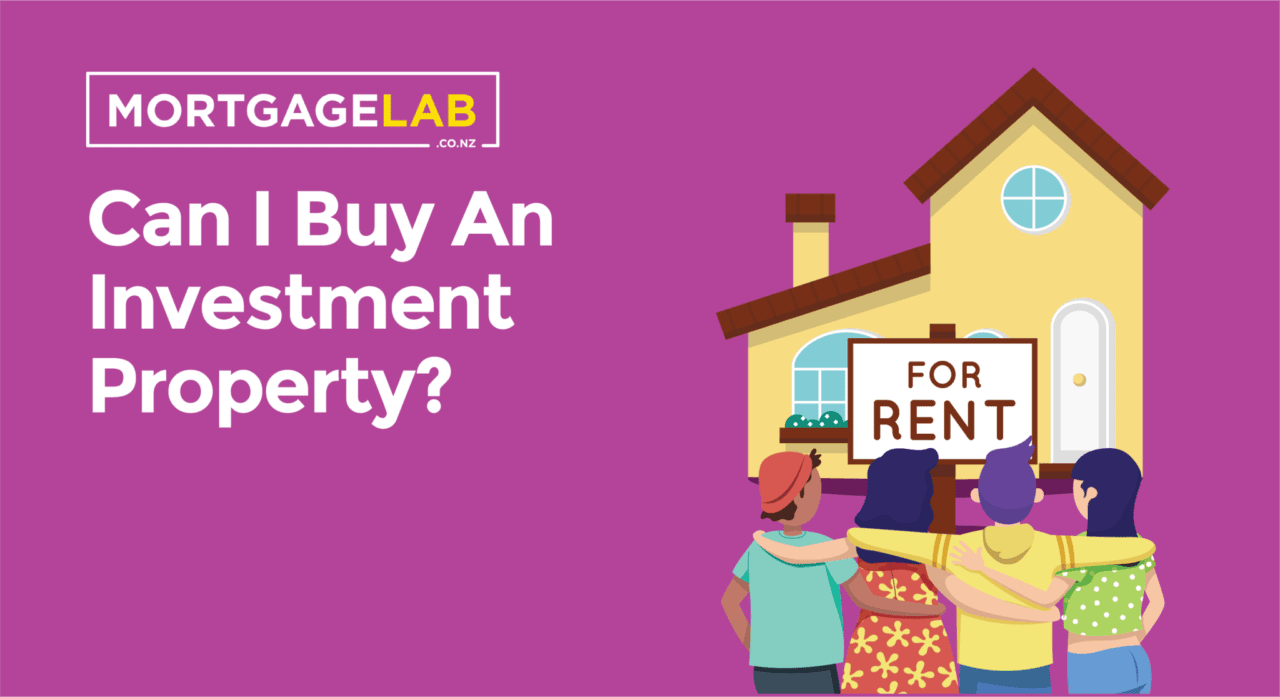 Can I buy an investment property?